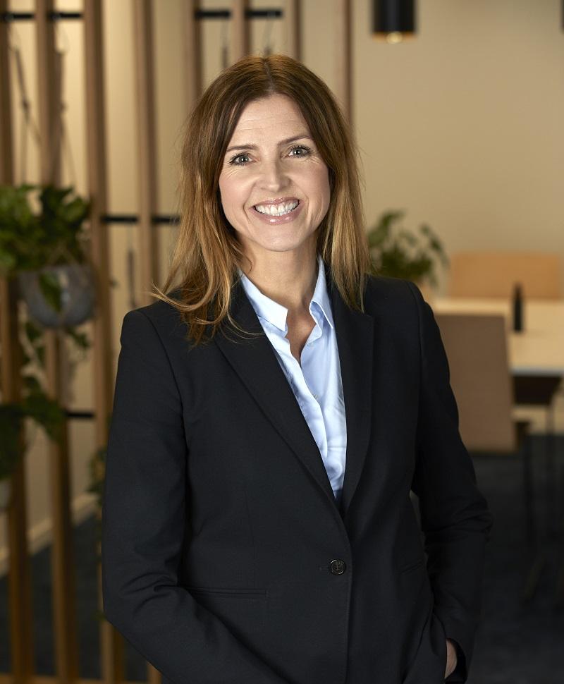 SJ Norge - Lena Angela Nesteby