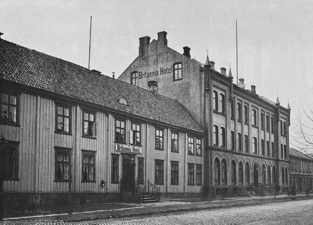 FasAnno 1870 - Britannia Hotel - Trondheim - 2020
