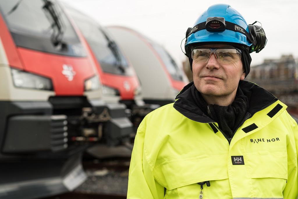 Gorm Frimannslund - Konsernsjef - Bane NOR