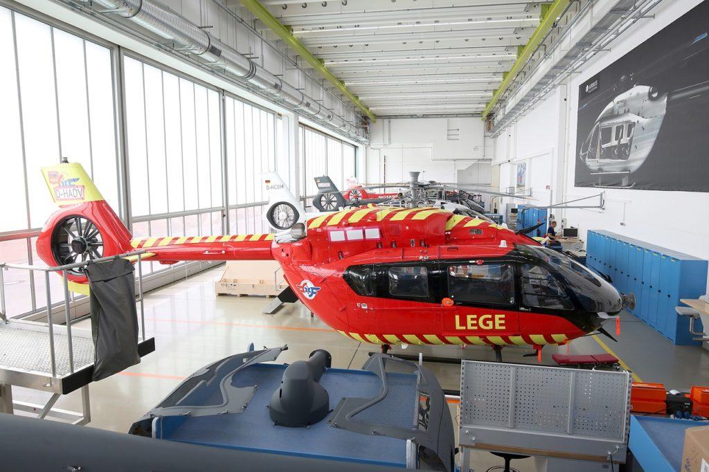 Norsk Luftambulanse - Legehelikkopter - Airbus H145