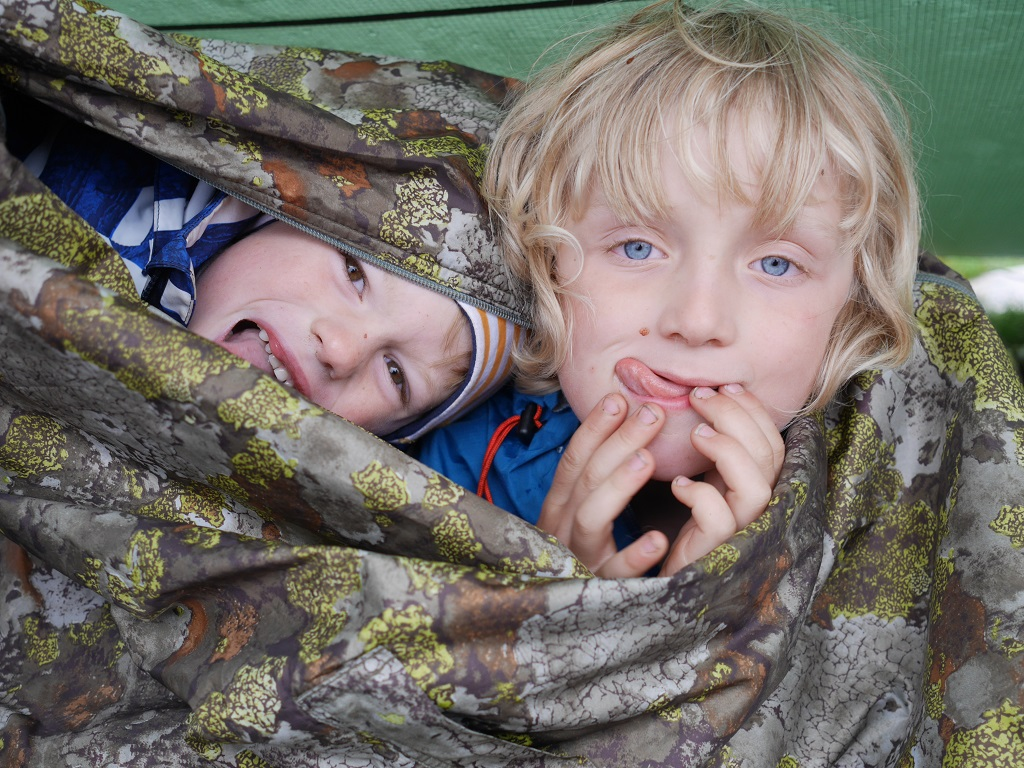 Friluftsflokken - Barn - Friluftsliv