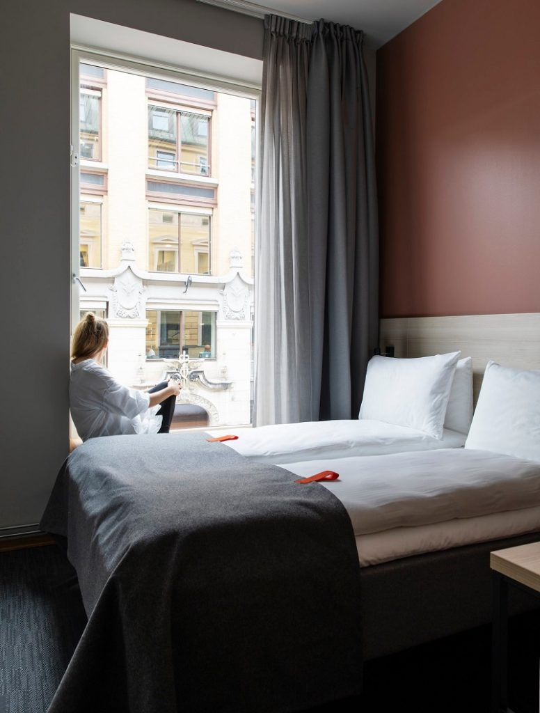 Dobbeltrom - Citybox Hotels - Oslo