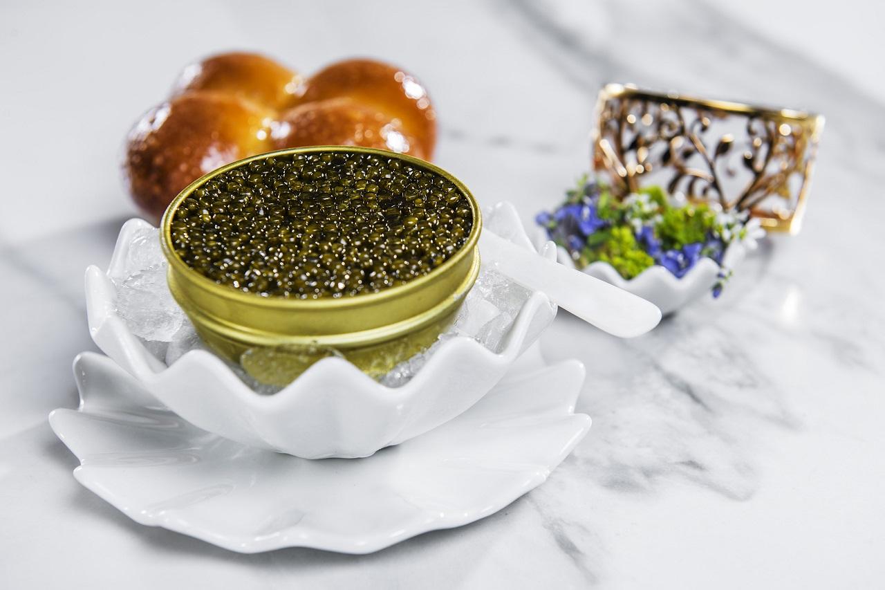 Caviar - Speilsalen - Britannia Hotel - Trondheim