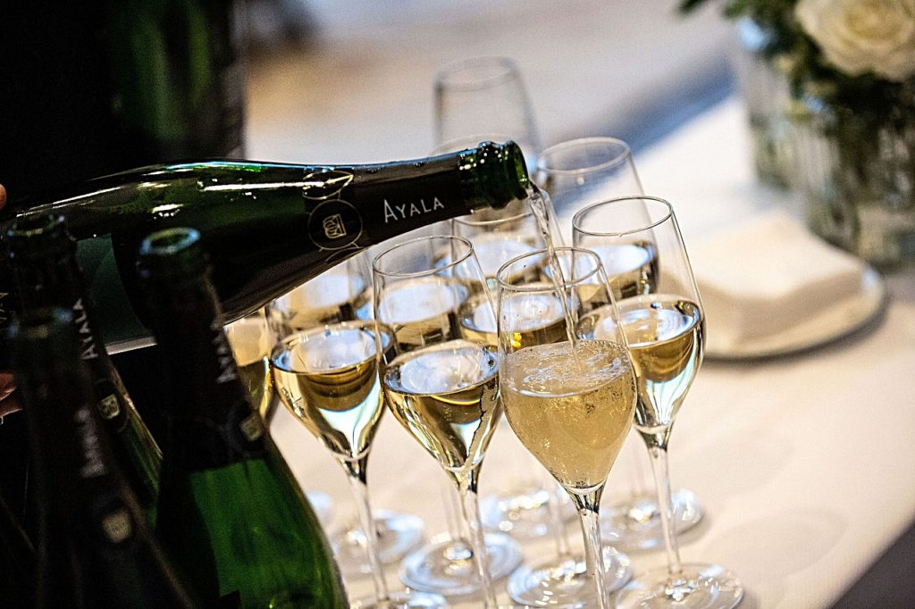 Champagne - Britannia Hotel - Trondheim - 2020