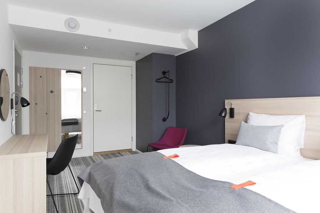 Gjesterom - Citybox Hotels - Bergen