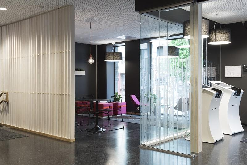 Lobby og innsjekk - Citybox Hotels - Bergen