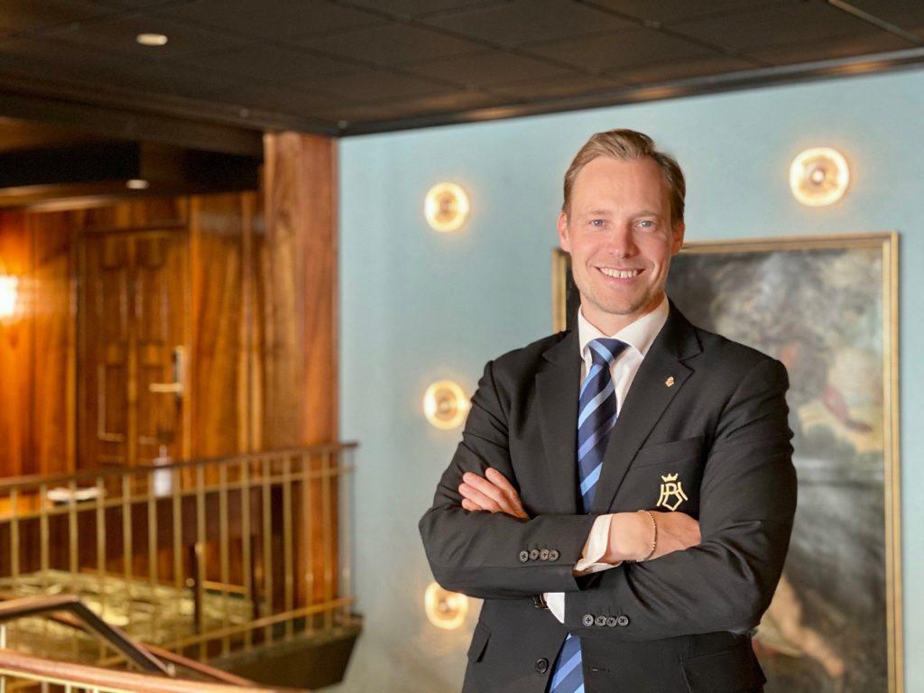Lars Petter Mathisen - Direktør - Hotel Bristol - Thon Hotels - 2020