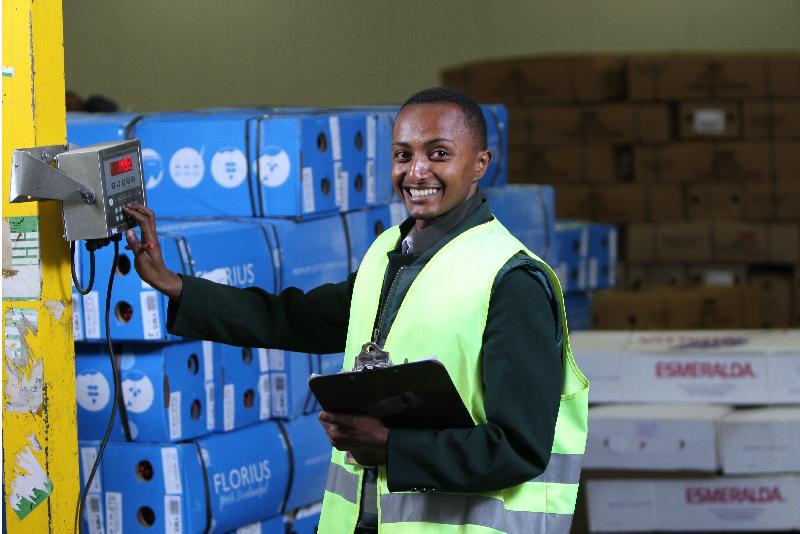 Medarbeider - Ethiopian Airlines - Cargo - Flyselskap
