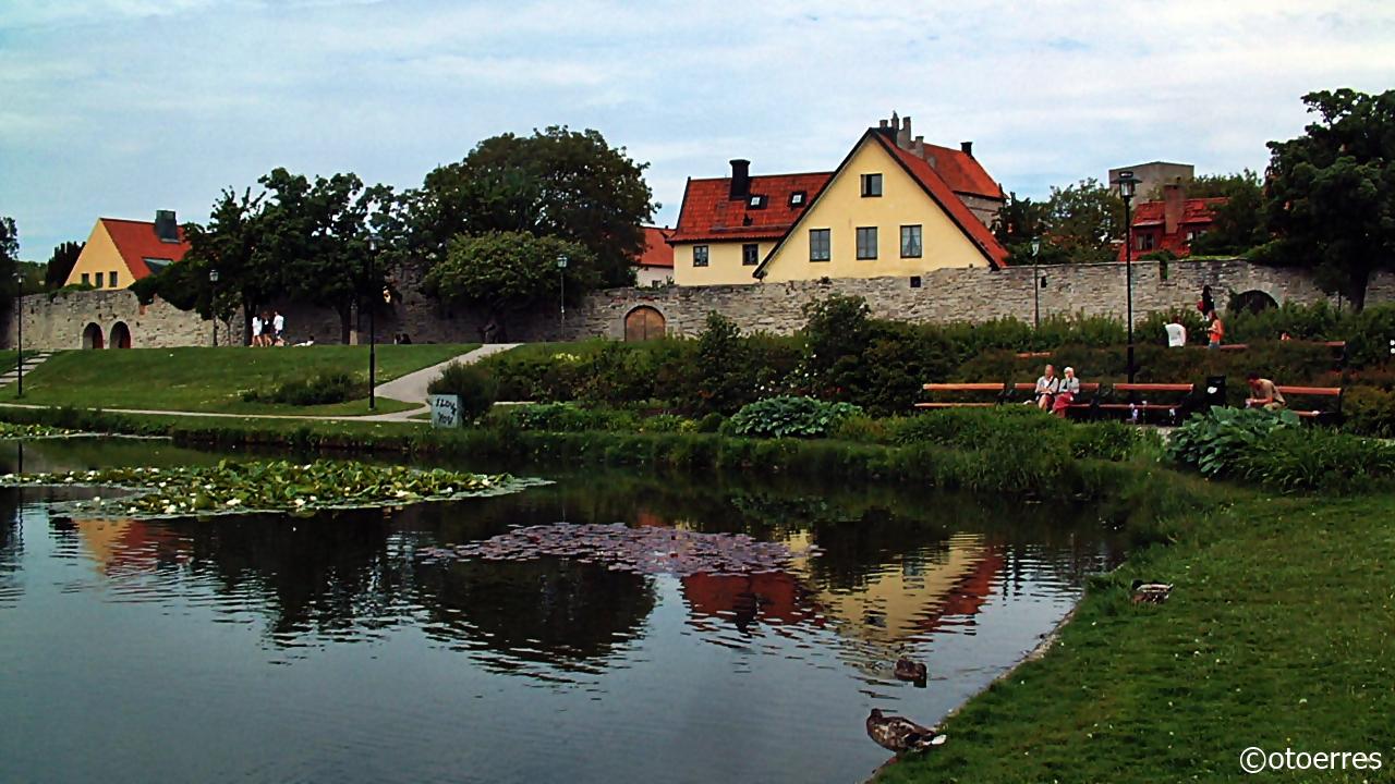 Almedalen - Visby - Gotland