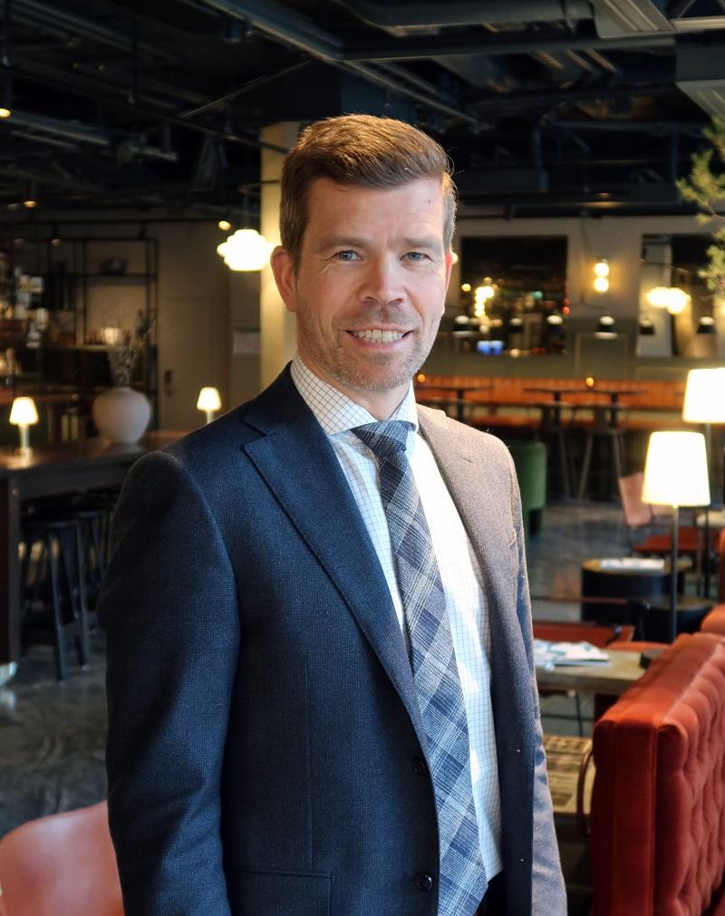 David Halldén - direktør - Elite hotels of Sweden
