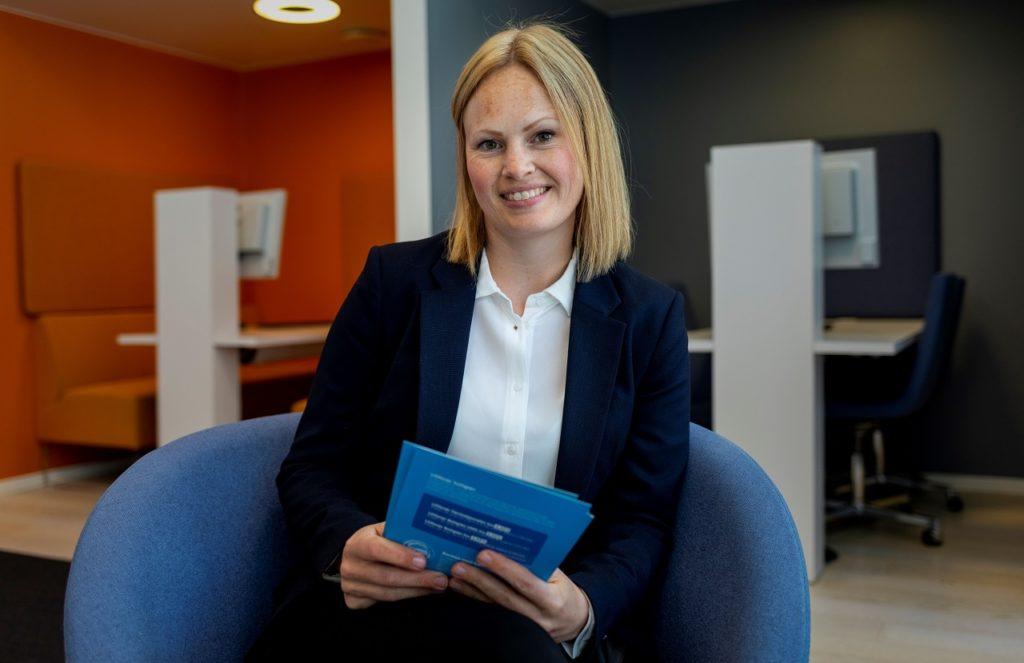 Elisabeth Landsverk - Privatøkonom - Sparebank1Østlandet