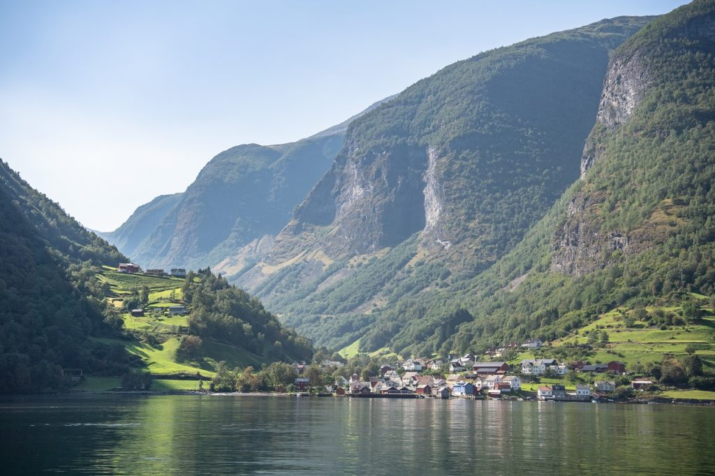 Flåm - Aurland - Nærøyfjorden - Sogn og Fjordane - Vestland fylke