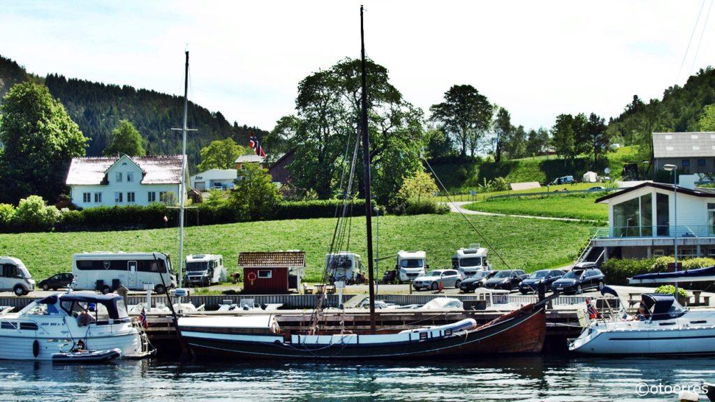 Fister - Strandsted - Hjelmeland - Ryfylke