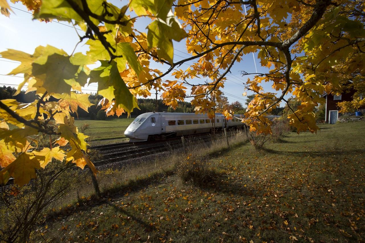 SJ - X2000 -tog - Sverige