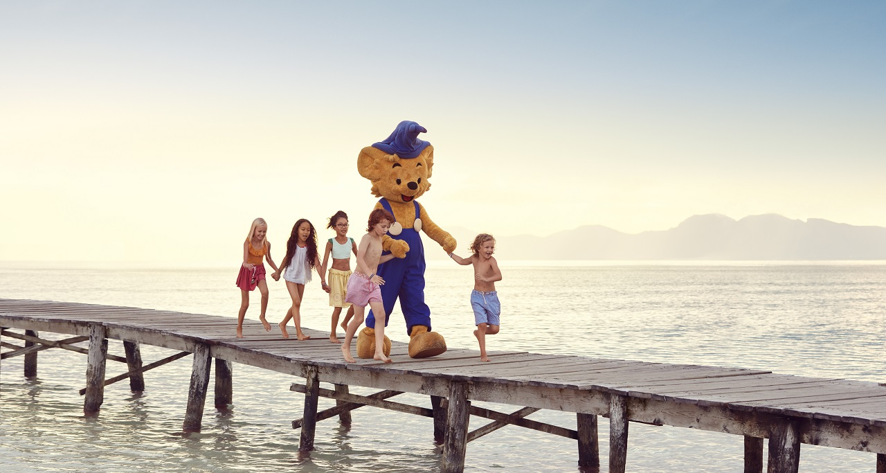 TUI - Elite hotels of Sweden - Bamse