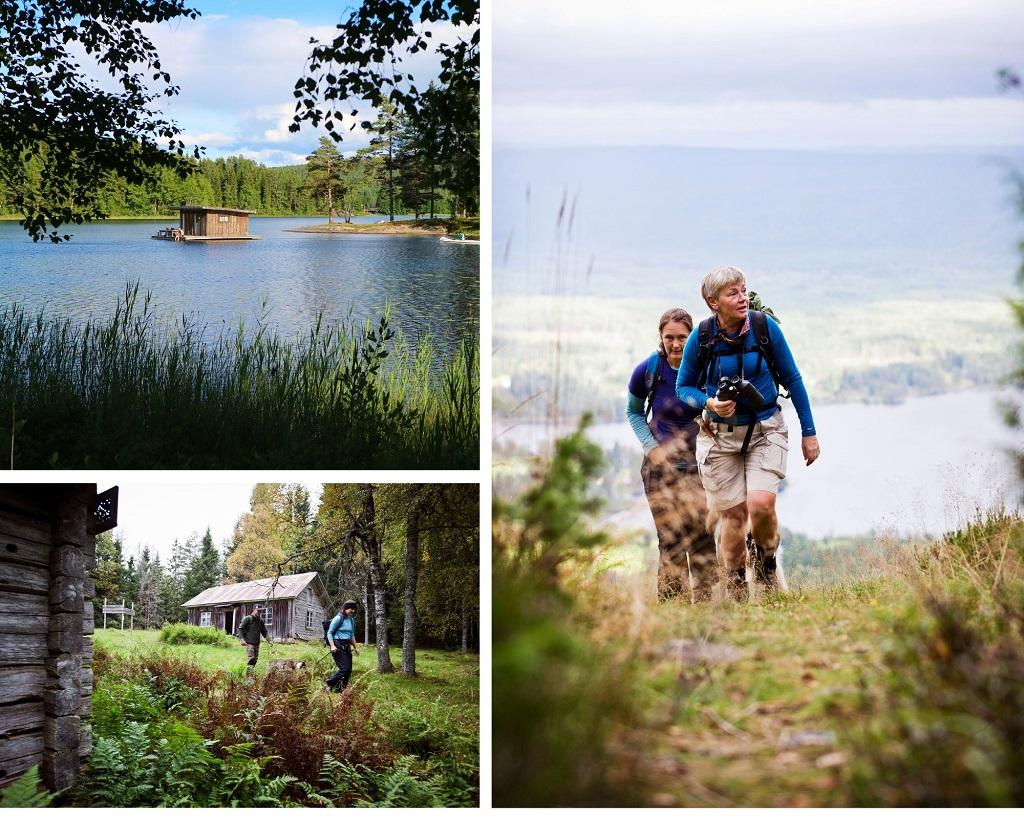 Sverige - Värmland - naturbyn Hovfjället - Foto Visit Värmland