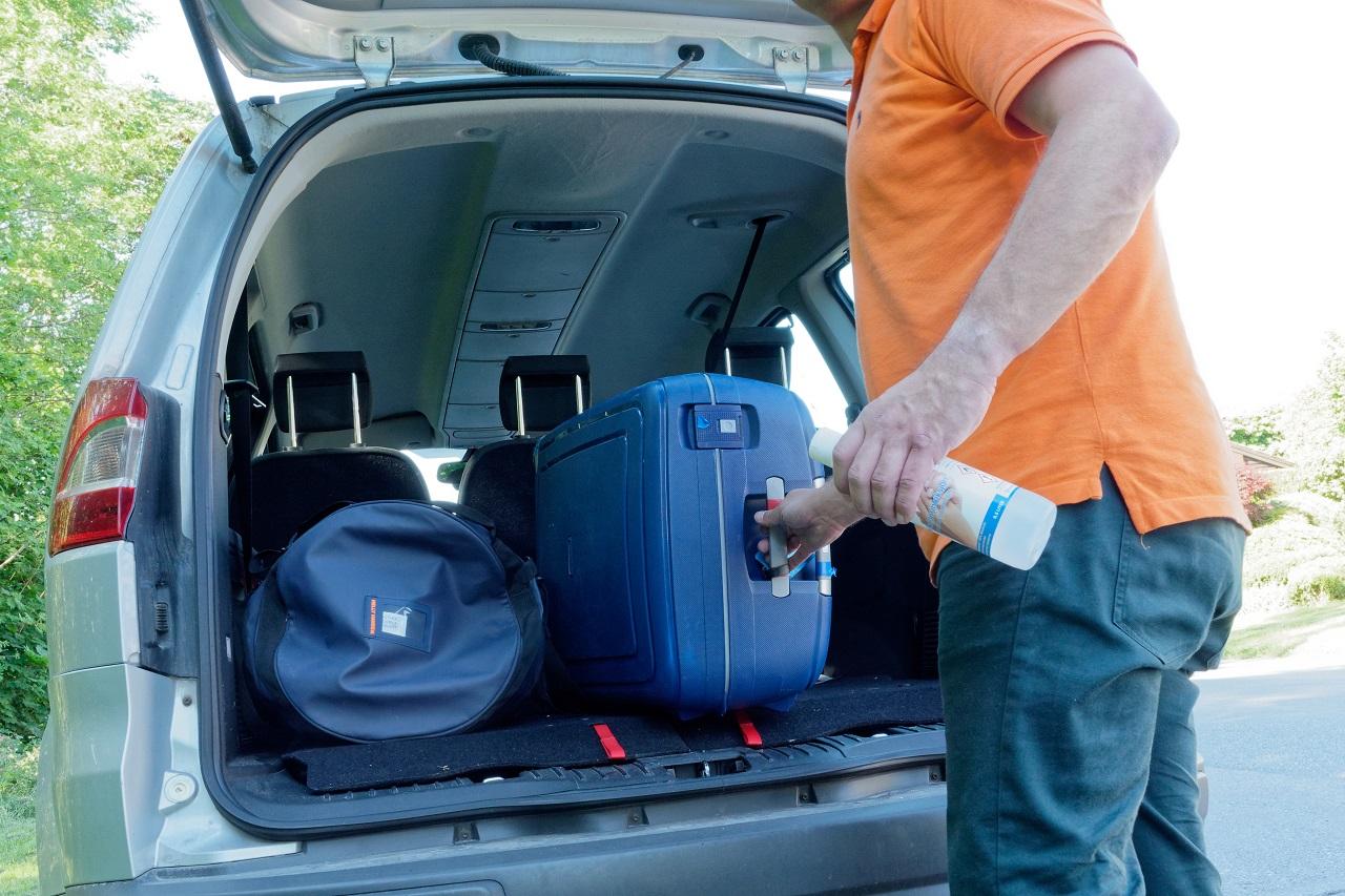 Bilferie - bagasje - pakking - Feriebil - If - Europeiske
