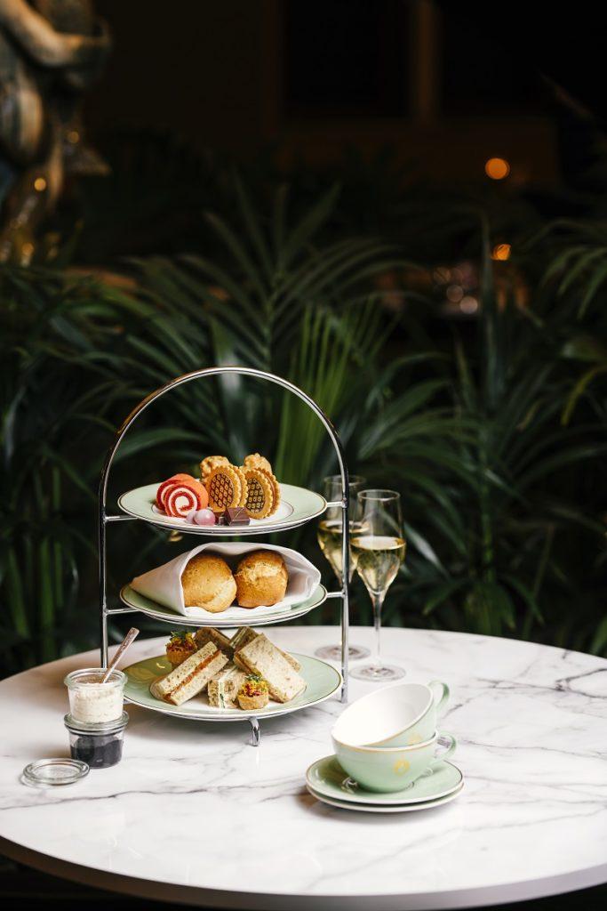 Afternoon Tea - Hotel Bristol - Thon Hotels - 2020