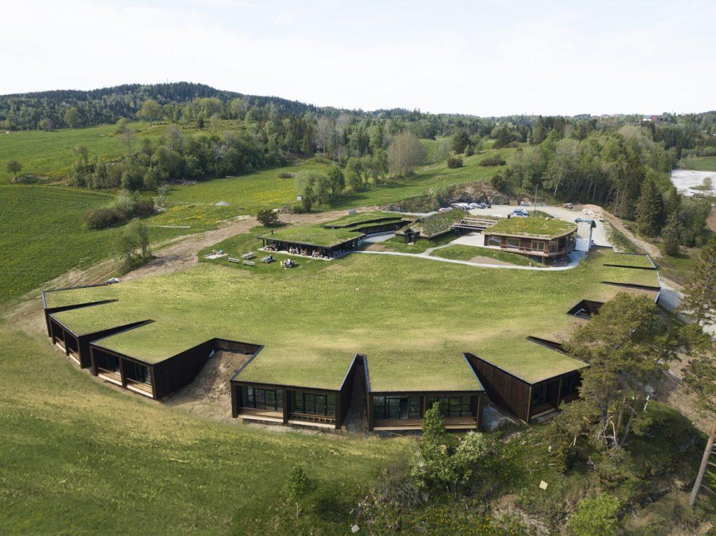 Øyna Kulturlandskapshotell - Inderøy - Trøndelag 2020