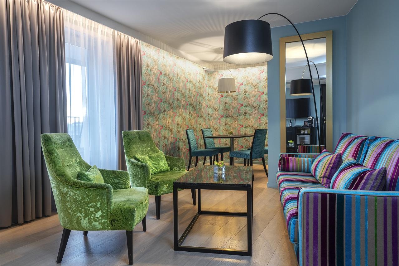 Gjesterom - Thon Hotel Rosenkrantz - Oslo
