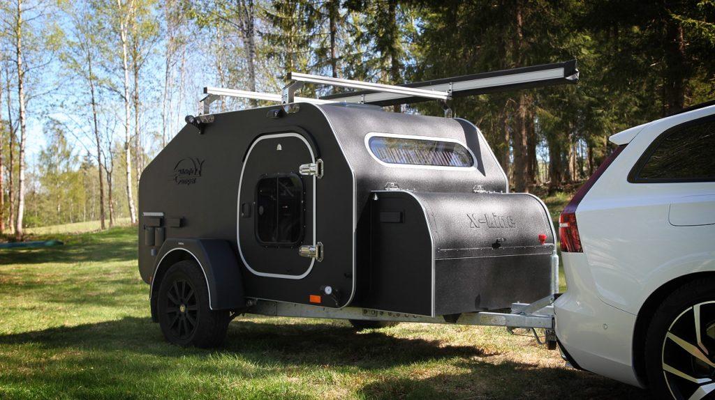 Campingvogn - test - NAF -2020