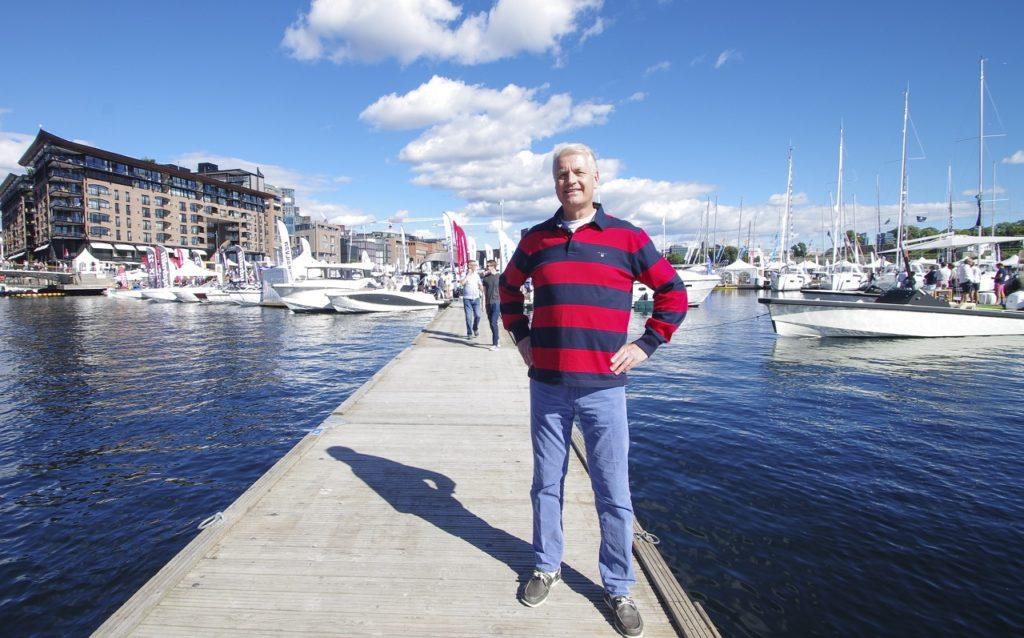 Leif Bergaas - Norboat - Båtbransjeforbundet i Norge