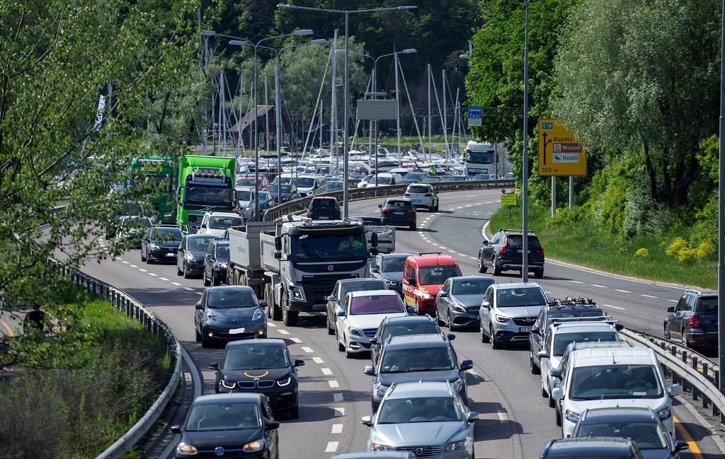 Bilkø - Drammensveien - Oslo - Fremtind