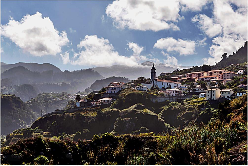 Madeira - Fjellandsby - Portugal - Ving