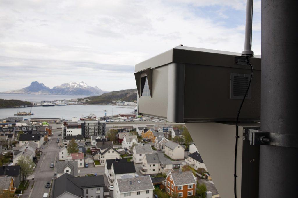 Værkamera nr. 100 - Nordlandsjukehuset Bodø - Stiftelsen Norsk Luftambulanse