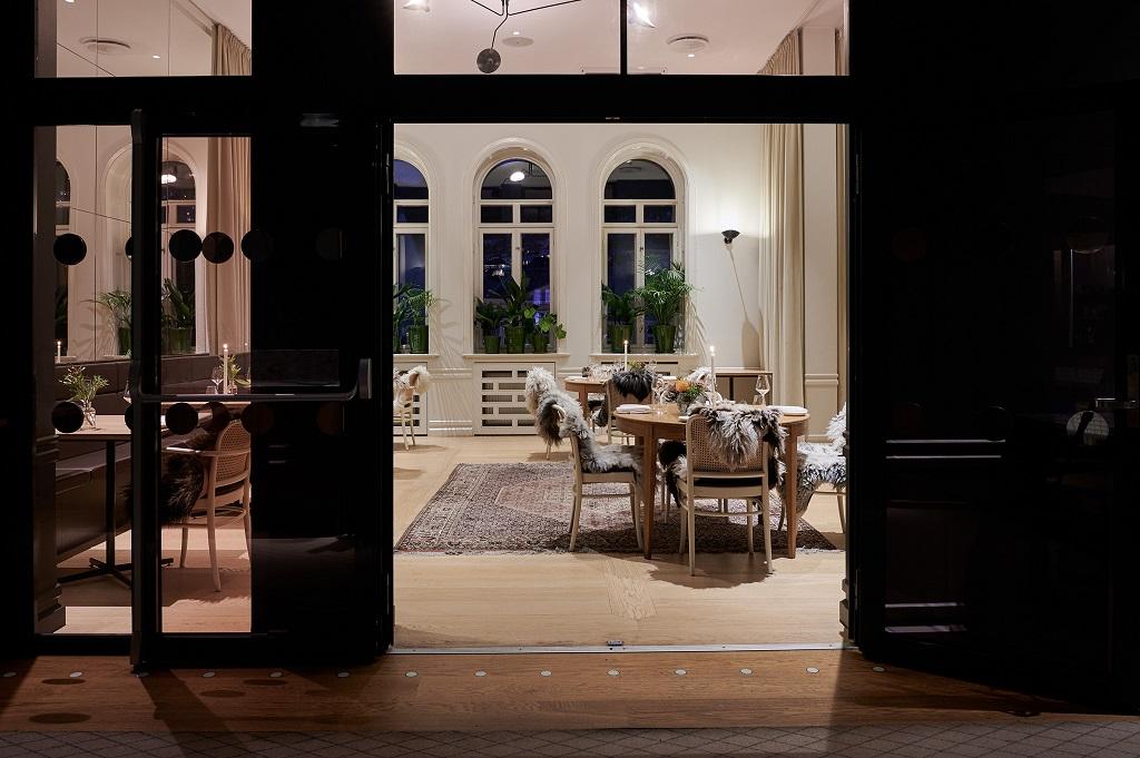 Bare Restaurant - Bergen Børs Hotel