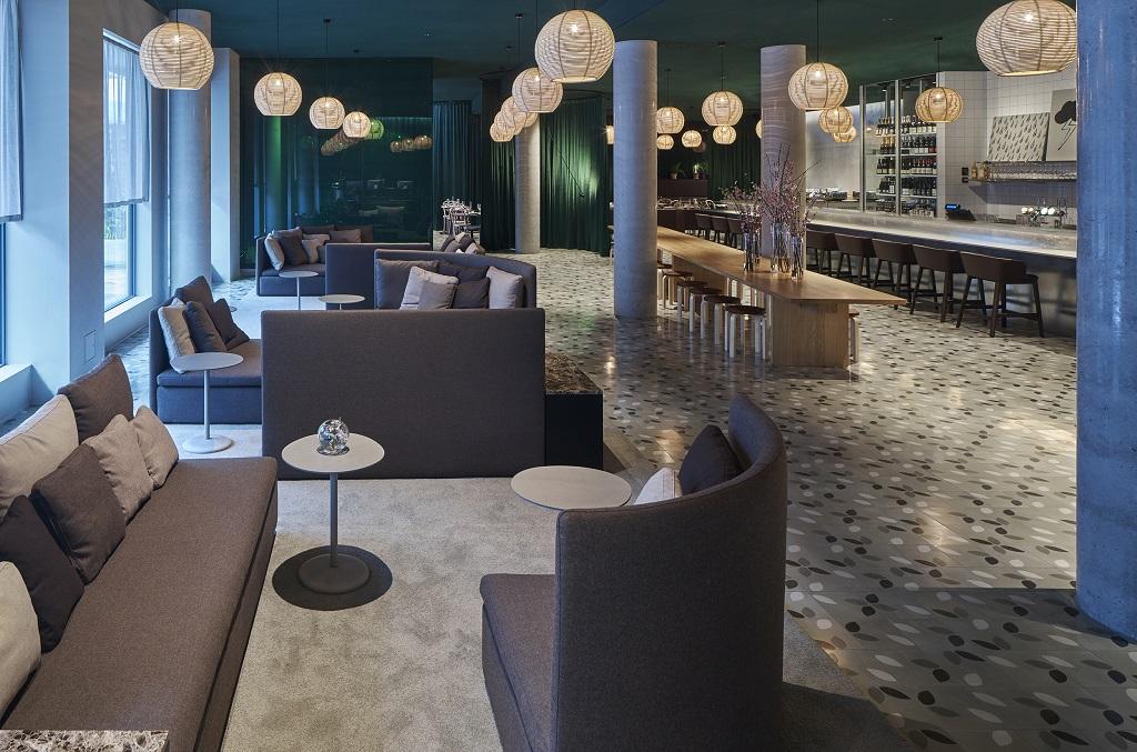 Lobby - Hotel Zander K - Bergen - CKR