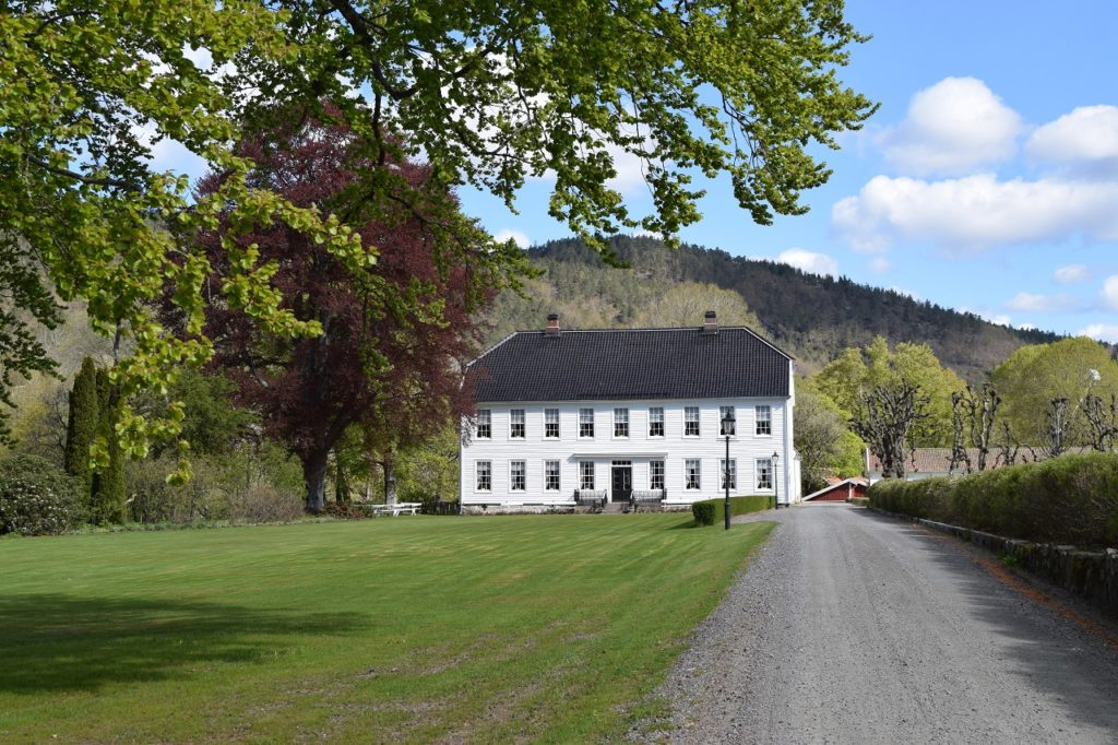 Boen gård - Tveit - Kristiansand - Agder - Kulturminnefondet
