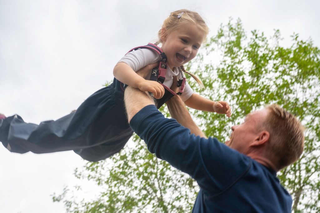 Barn - Datter - Far - Familieaktiviteter - Norsk Friluftsliv
