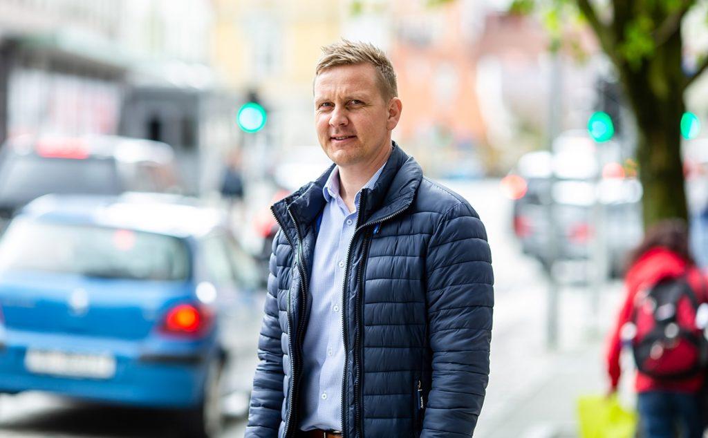 Roger Ytre-Hauge - Fagsjef - Frende forsikring