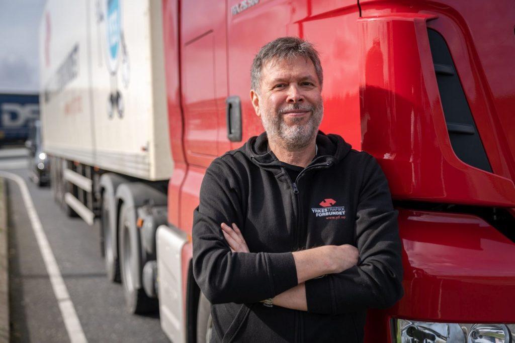 Jim Klungnes - Forbundsleder - Yrkestrafikkforbundet - 2020