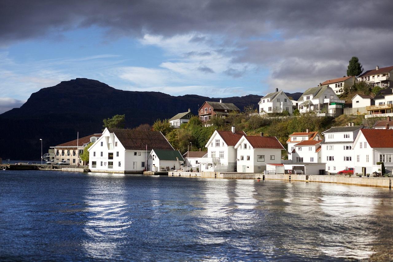 Sand - Suldal - Ryfylke - Rogaland