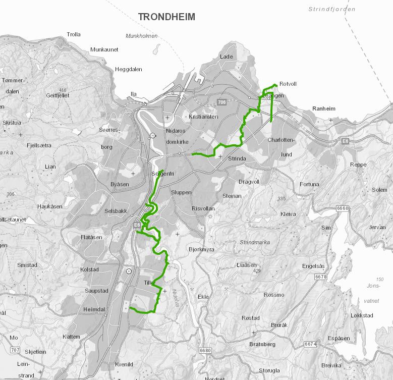Sykkelsommer 2020 - Syklistenes landsforening - Asplan VIAK