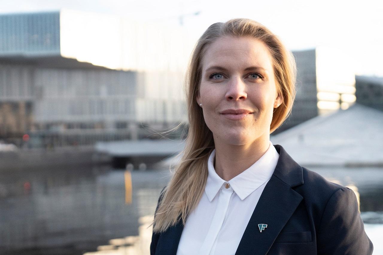 Caroline Skarderud - jurist - Forbrukerrådet