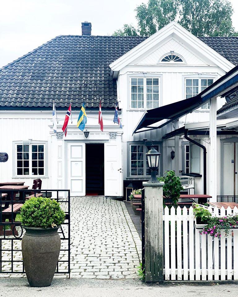 Victoria gjestgiveri - Langesund- Bamble - Telemark - Kulturminnefondet