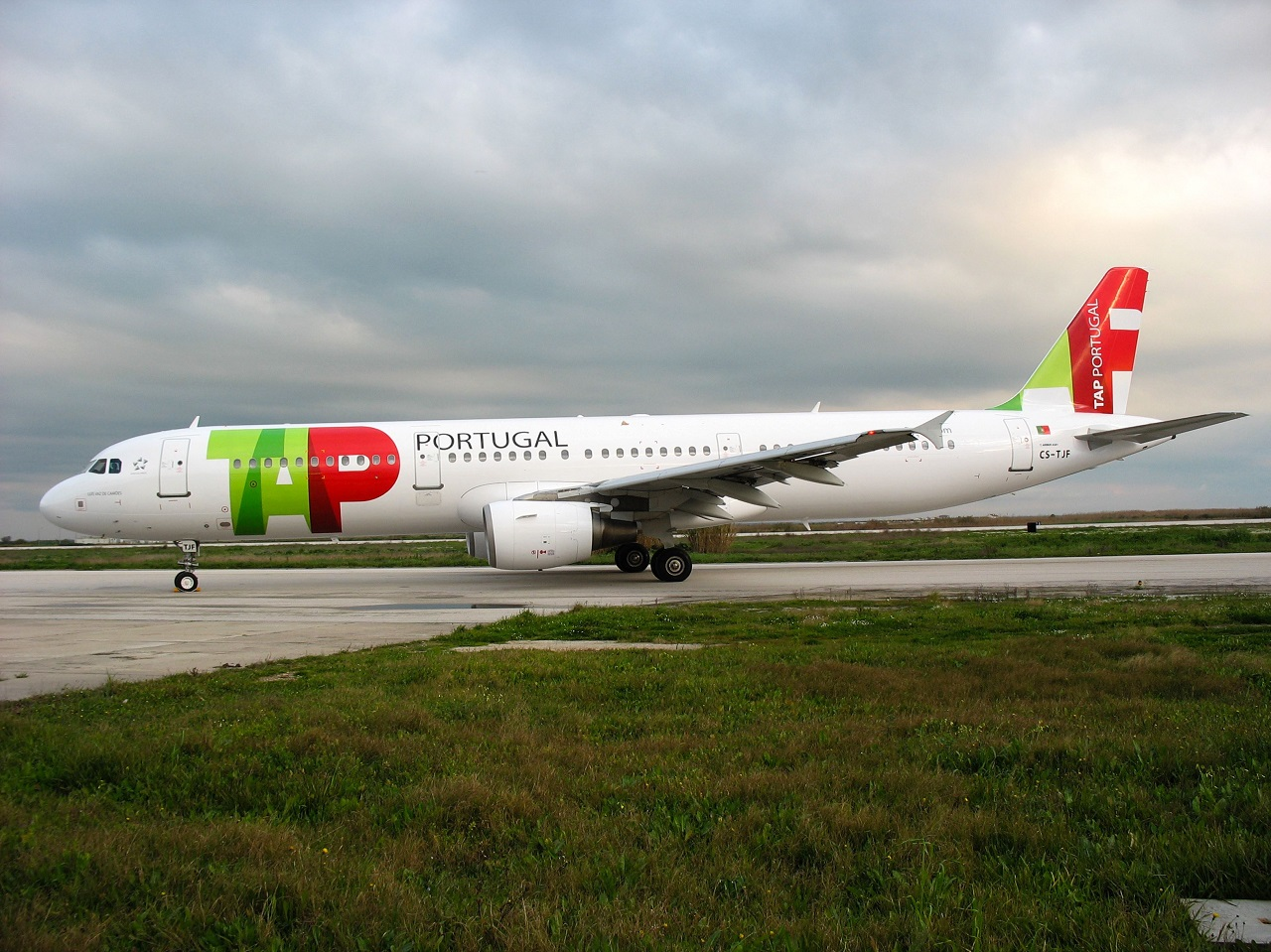 TAP Air Portugal - Airbus A 321
