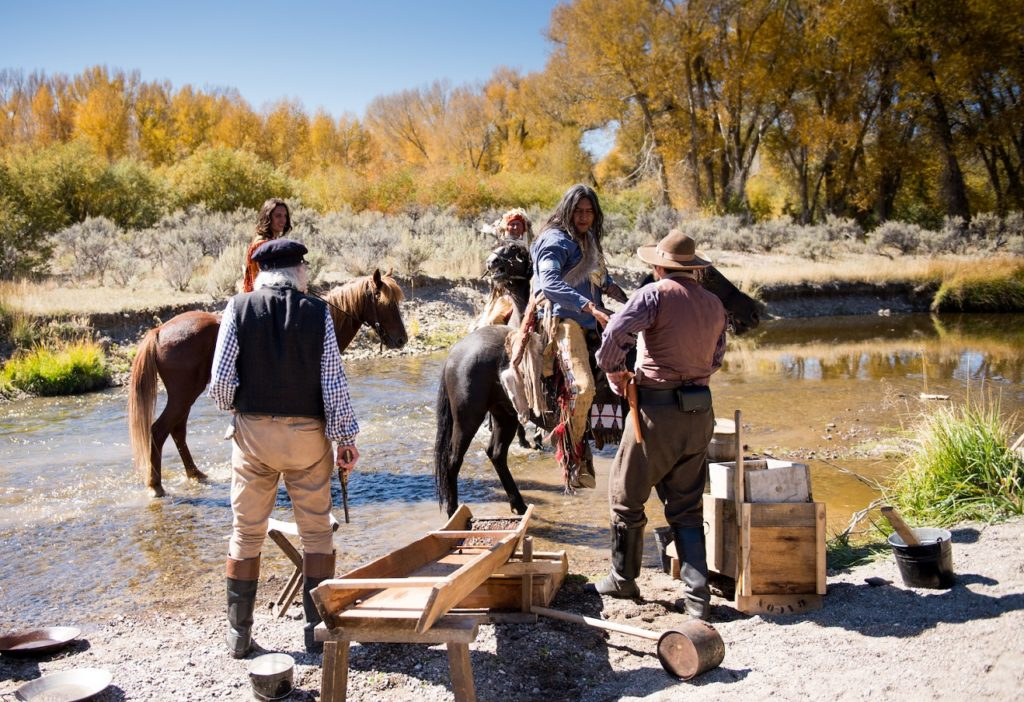 Bannack State Park - Montana - The Great American West - USA