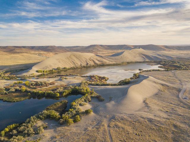 Bruneau Dunes - Idaho - The Great American West -USA