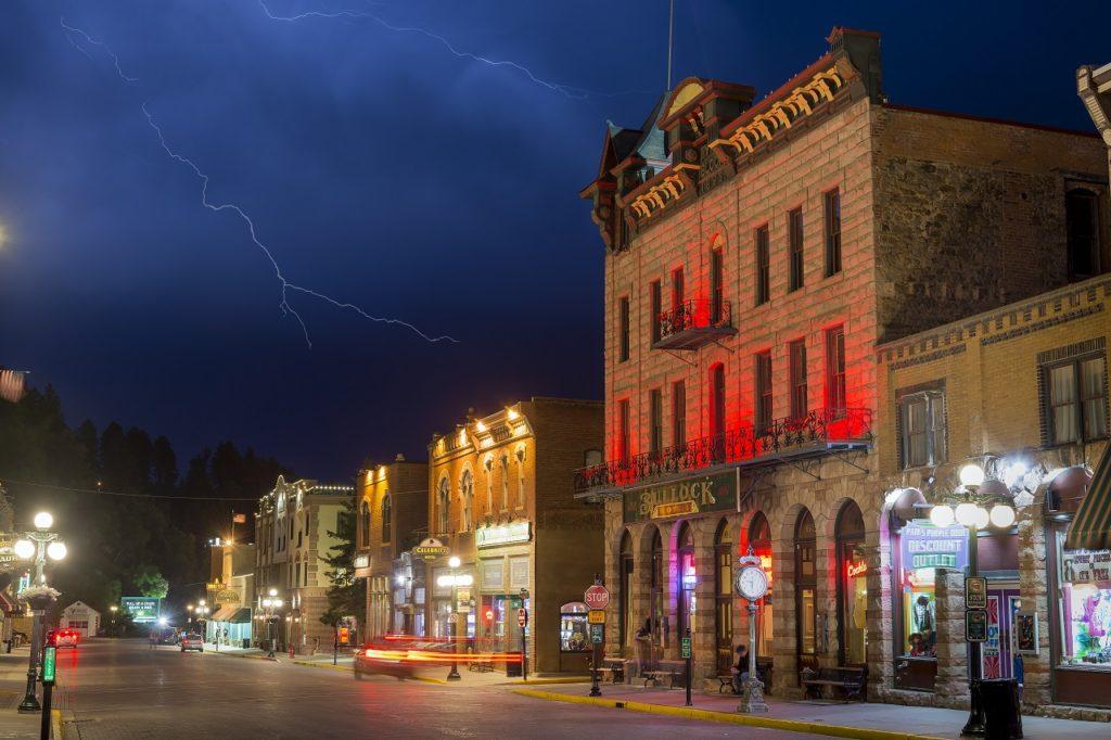 Deadwood - Sør-Dakota - The Great American West - USA