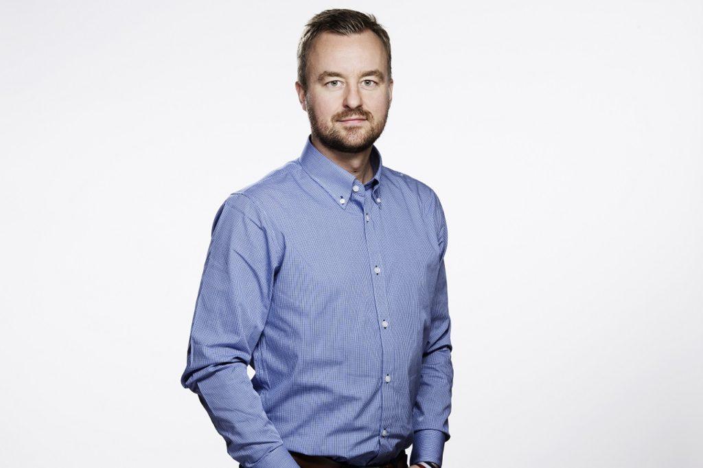 Pål Rune Eklo - Kommunikasjonsjef  - Gjensidige