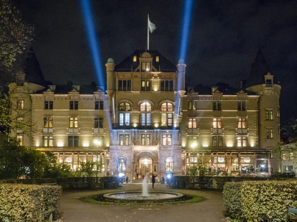 Grand Hotel i Lund - Skåne - Sverige
