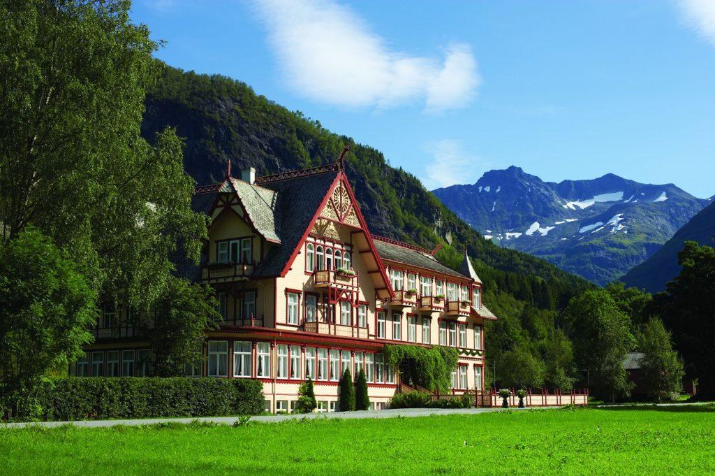 Hotel Union Øye - Norangsdalen - Møre og Romsdal