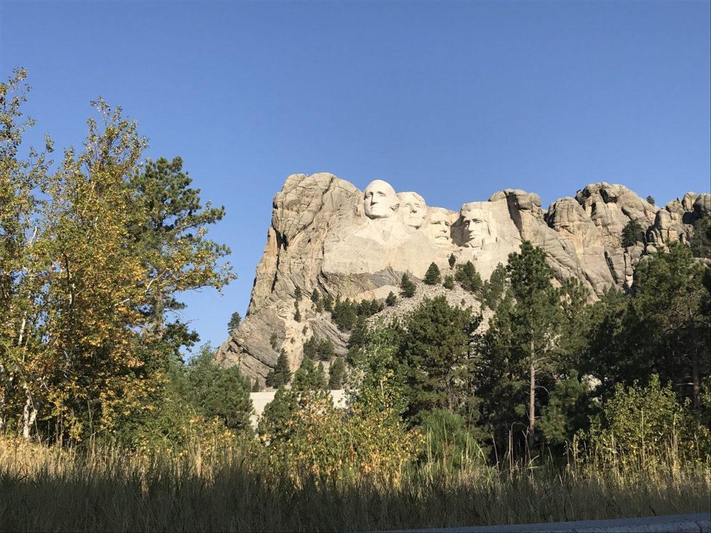 Mount Rushmore - Sør-Dakota - The Great American West - USA