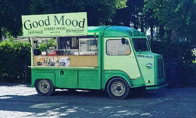 Food Truck - Citroen HY - Good Mood Street Food - Oslo