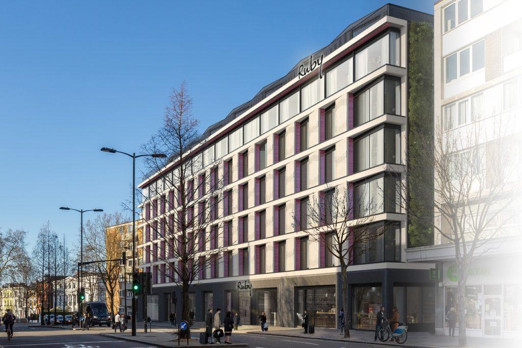 Ruby Zoe - Notting Hille - Ruby Hotels - London - Storbritannia