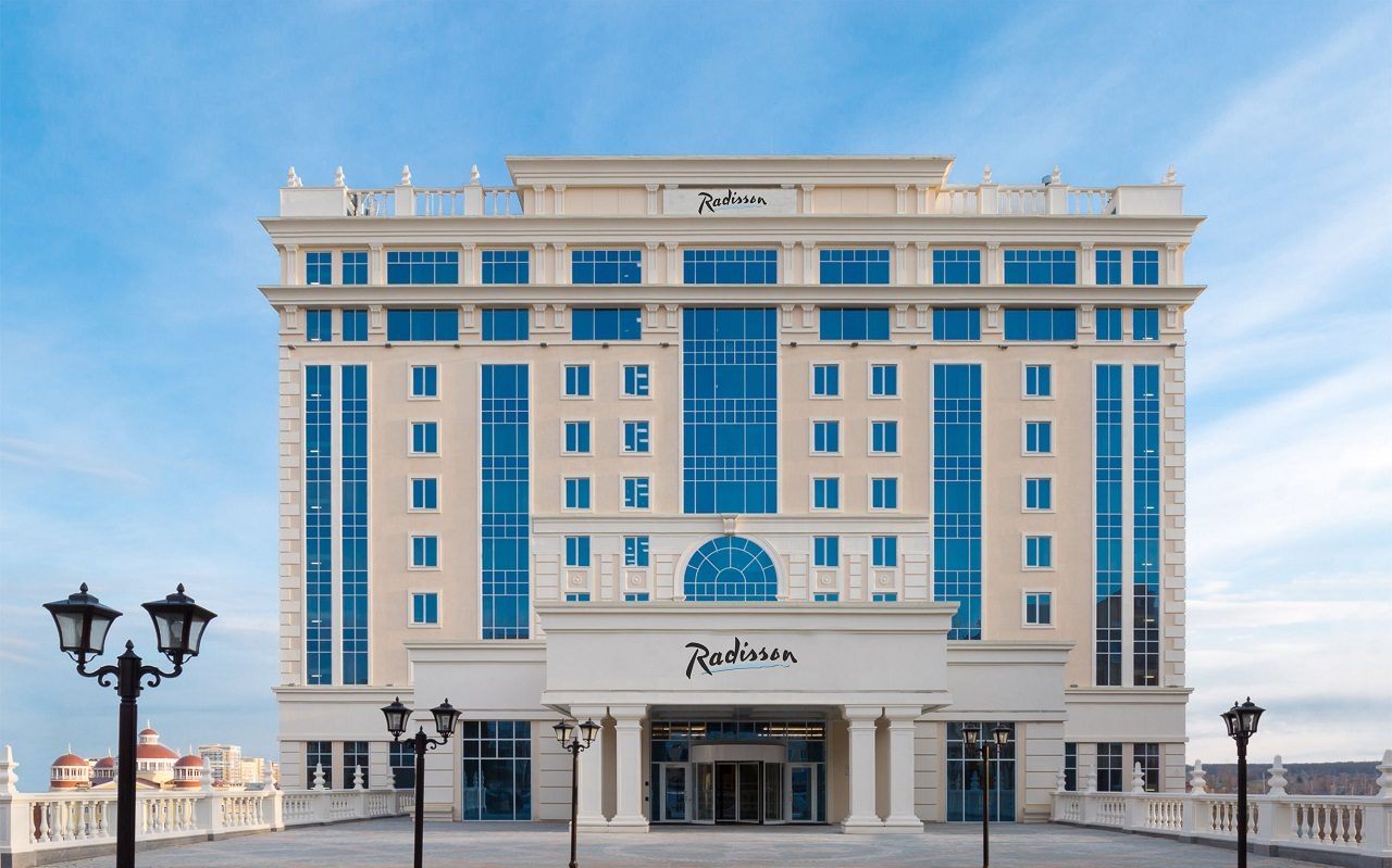 Radisson Hotel & Congress Center - Saransk - Russland